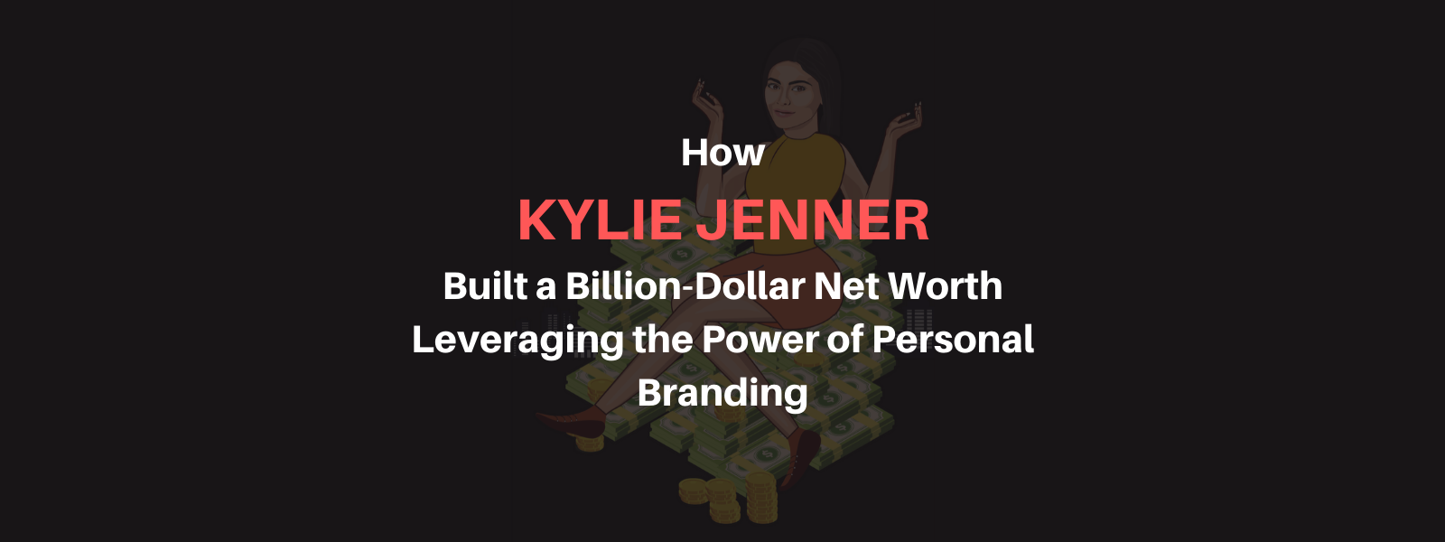 Kylie Jenner infographic